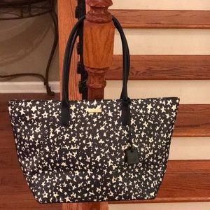 ♠️ Kate Spade Large Stargazer leather tote ♠️